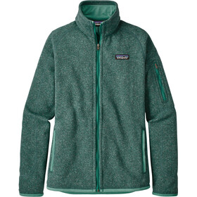 Patagonia Better Sweater Jacket Women Beryl Green w/Beryl Green